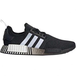 Giày Adidas NMD R1 black white NMD06