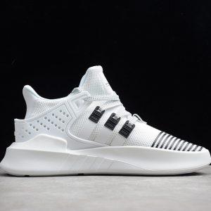 Giày Adidas EQT Bask ADV trắng đen phản quang EQT05