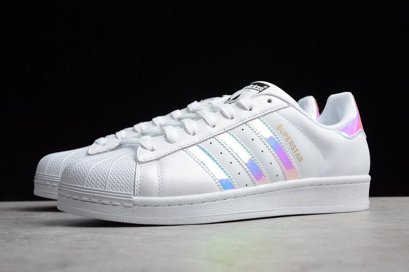 Giày Adidas Superstar cầu vồng GAS02