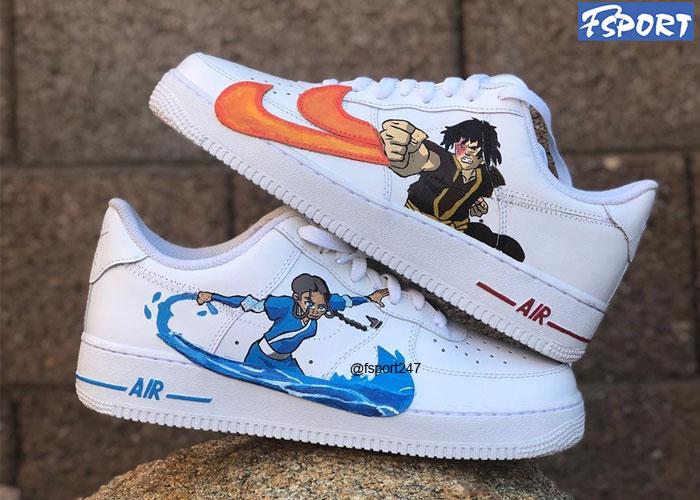 Giày custom