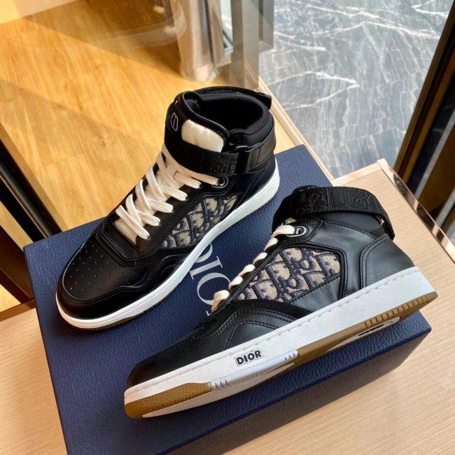 Giày Dior Like Au B27 High Top GDO01