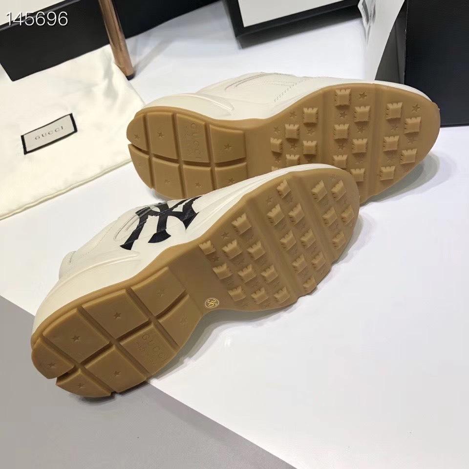 Giày Gucci Chunky NY chữ đen Like Au GNGC03