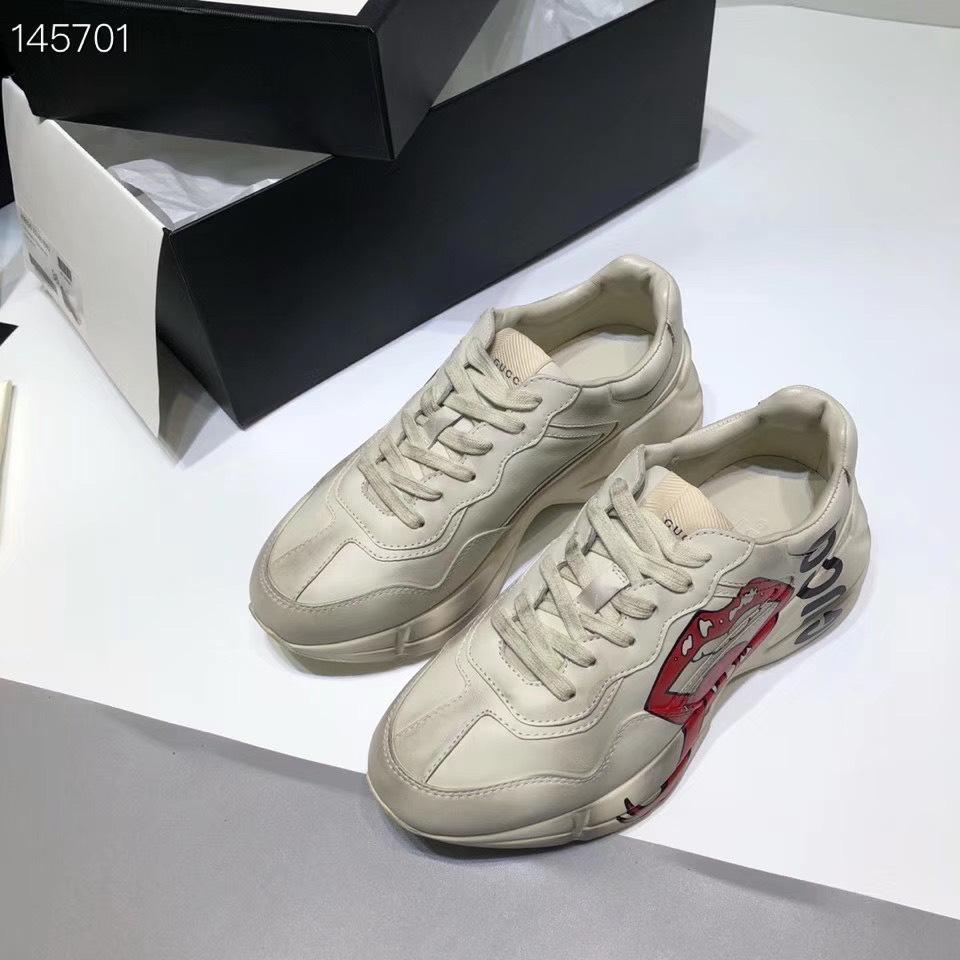 Giày Gucci Chunky môi bẩn Like Au GNGC01