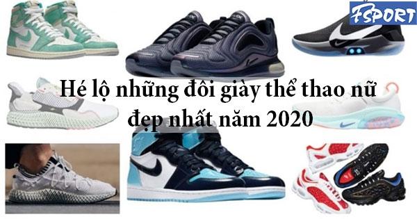 Hé lộ những đôi giày thể thao nữ đẹp nhất năm 2021