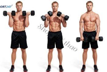 Gợi ý nhiều cách tập tạ tay 5kg cho cả bạn nam và nữ…
