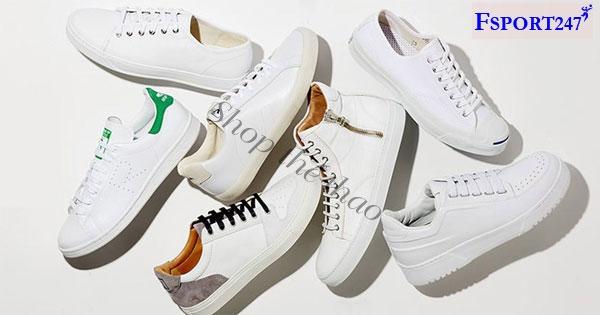 Những đôi sneaker không bao giờ lỗi mốt