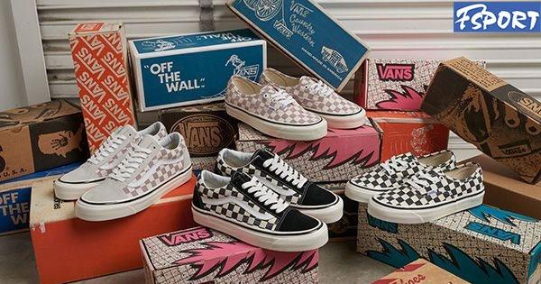 【Bật mí】 Những mẫu giày Vans đẹp nhất 2021