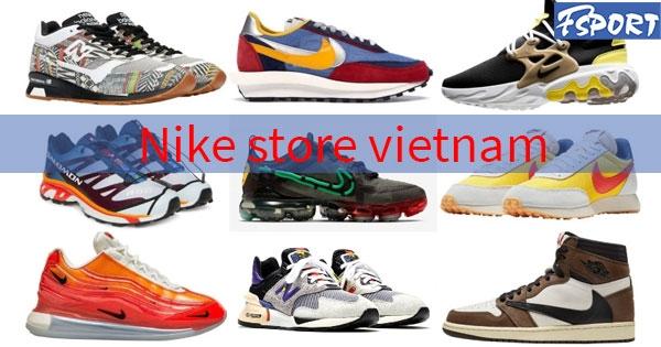 Nike Store Vietnam – Shop Online Năm 2021