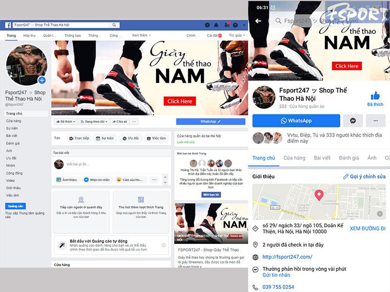Nike store vietnam
