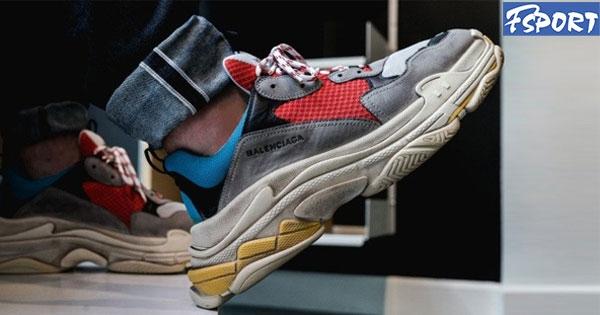 TOP những đôi giày balenciaga chính hãng HOT nhất 2021