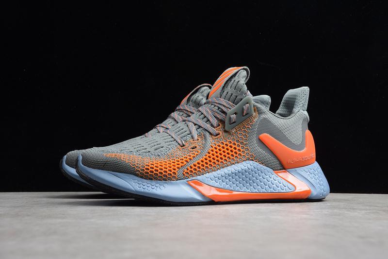 Giày Adidas Alphabounce Instinct M cam xanh