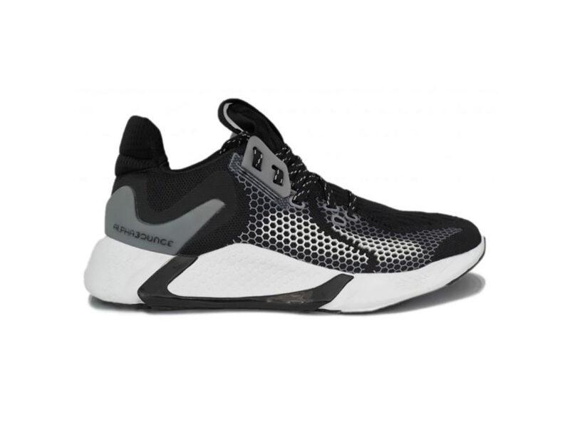 Giày Adidas Alphabounce Instinct M đen trắng