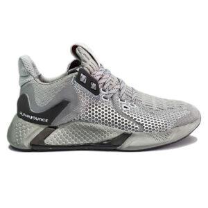 Giày Adidas Alphabounce Instinct M xám bạc