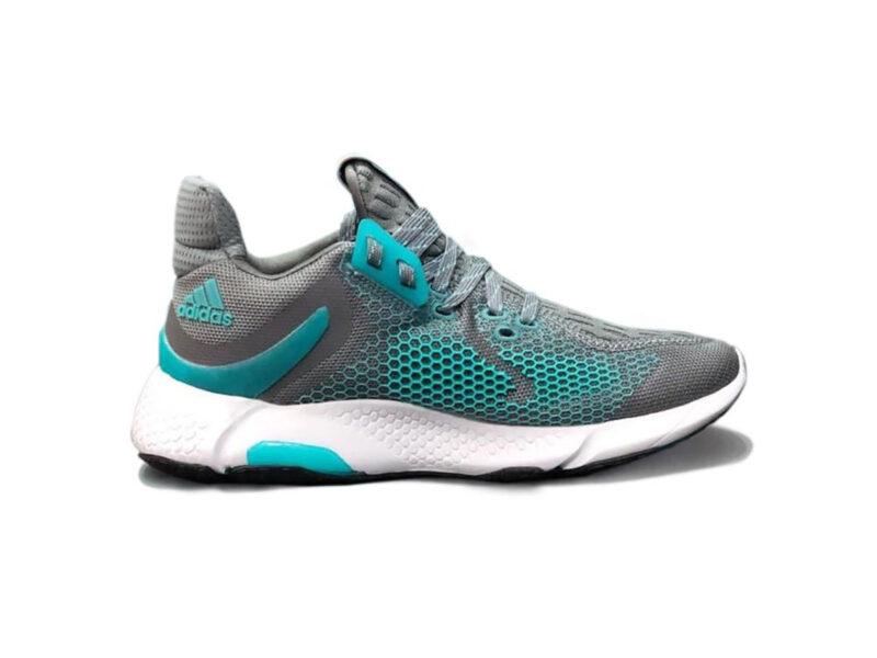 Giày Adidas Alphabounce Instinct M xám xanh