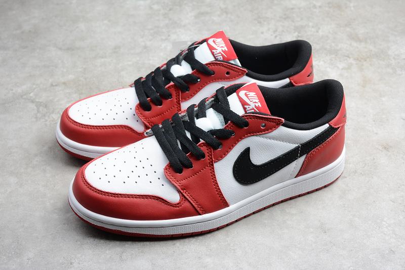 Giày Nike Air Jordan 1 Retro Low Chicago NAJ28