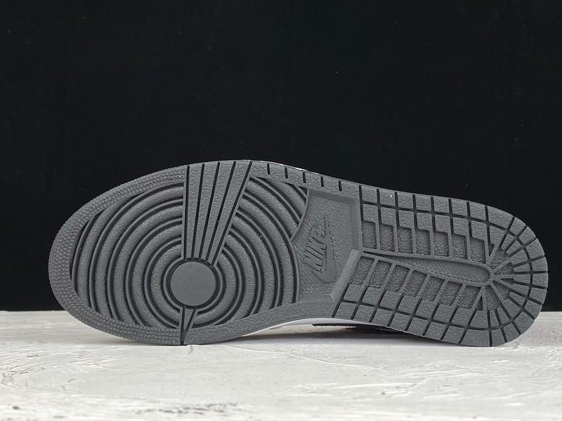 Giày Nike Air Jordan 1 Retro High Light Smoke Grey NAJ29