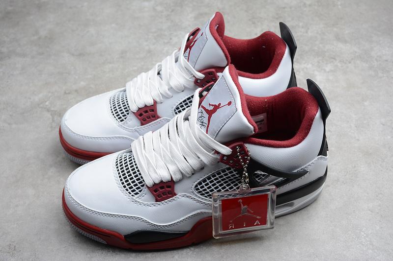 Giày Nike Air Jordan 4 Fire Red NAJ58