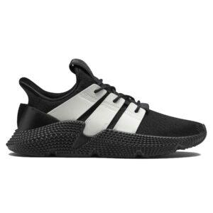 Giày Adidas Prophere đen sọc trắng AP12