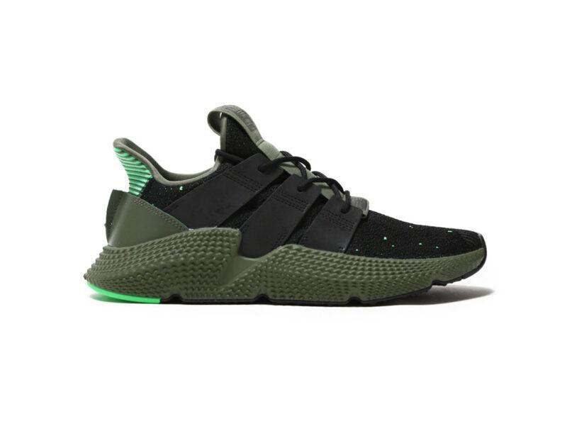 Giày Adidas Prophere xanh rêu AP09