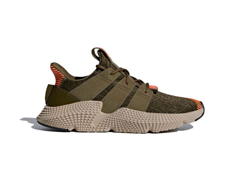 Giày Adidas Prophere xanh rêu AP03