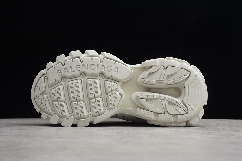 Giày Balenciaga Track 3.0 full trắng BT3012