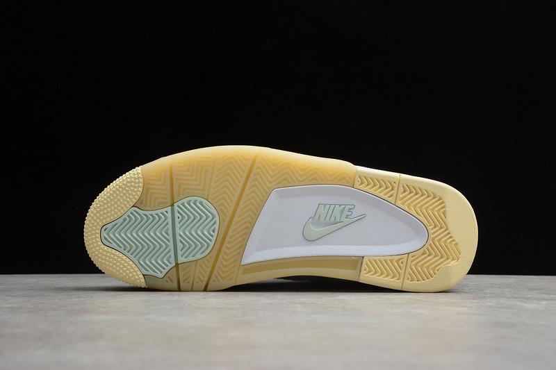 Giày Nike Air Jordan 4 Retro Off-White Sail NAJ32