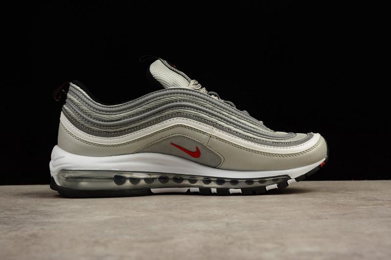 Giày Nike Air Max 97 xám GNA06