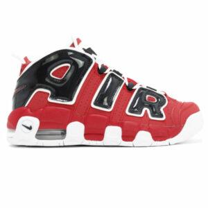 Giày Nike Air Uptempo đỏ đen NU07