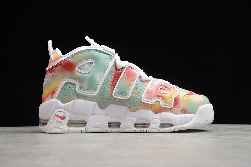 Giày Nike Air Uptempo cầu vồng NU02