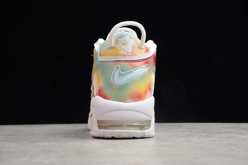 Giày Nike Air Uptempo cầu vồng AU02