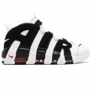 Giày Nike Air Uptempo trắng đen NU03