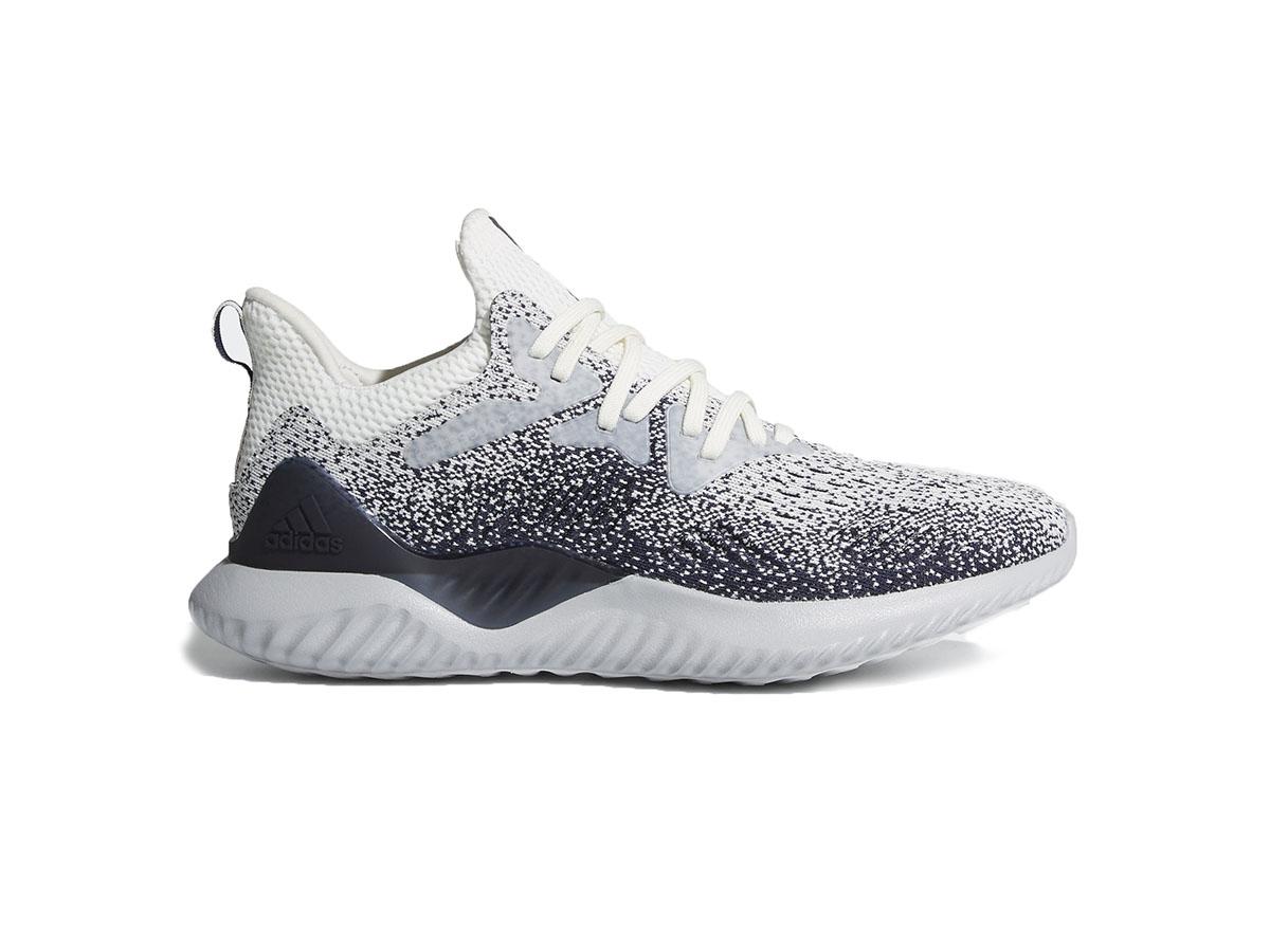 Giày Adidas Alaphabounce Beyond ghi vàng