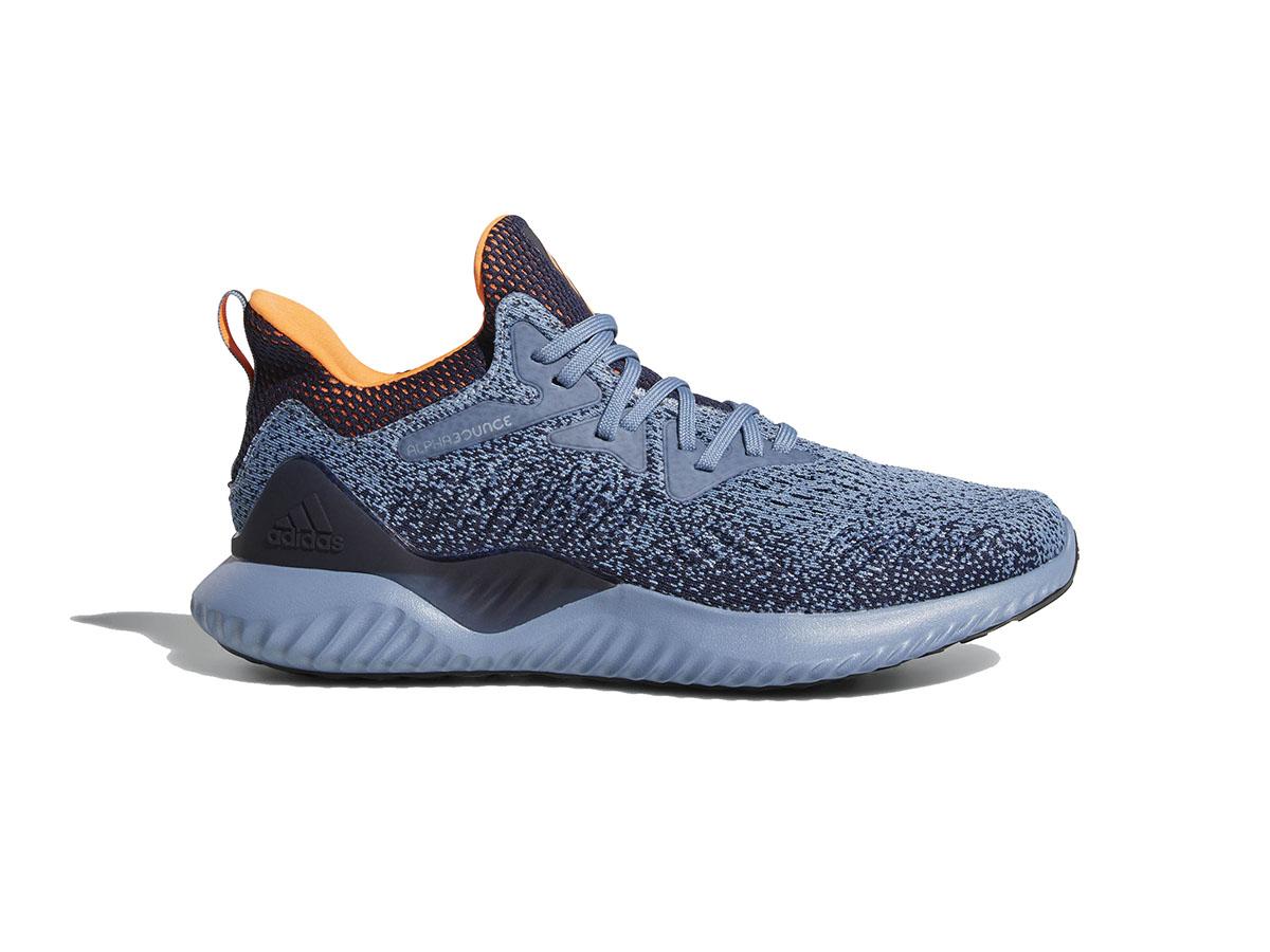 Giày Adidas Alphabounce Beyond xanh cam