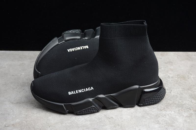Giày Balenciaga Speed Trainer full đen BST01Giày Balenciaga Speed Trainer full đen BST01
