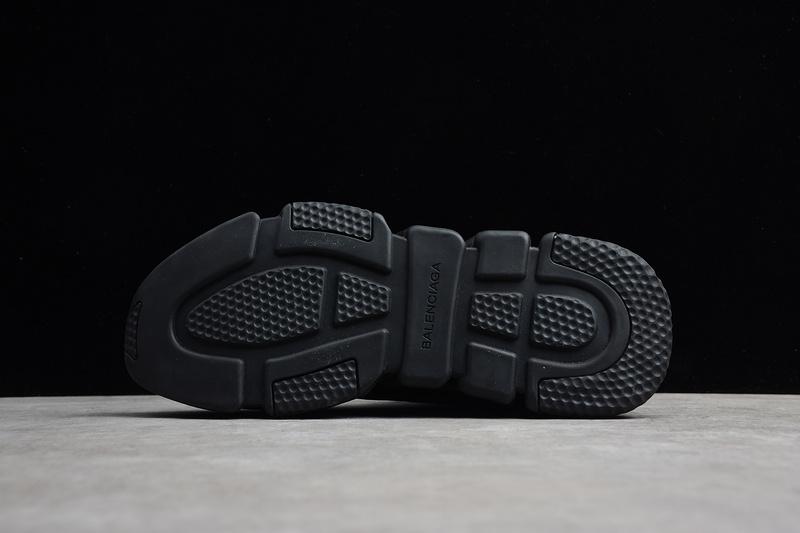 Giày Balenciaga Speed Trainer full đen BST01