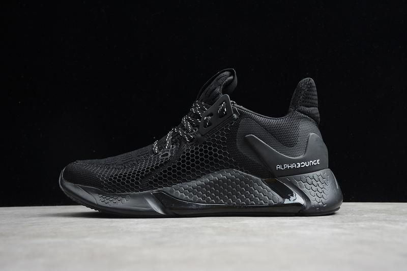 Giày Adidas Alphabounce Instinct M full đen
