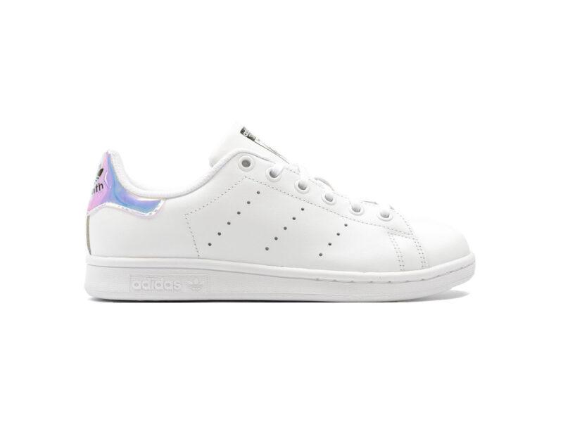 Giày Adidas Stan Smith gót cầu vồng