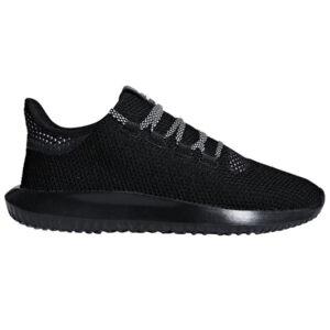 Giày Adidas Tubular Shadow đen sọc trắng ATS01