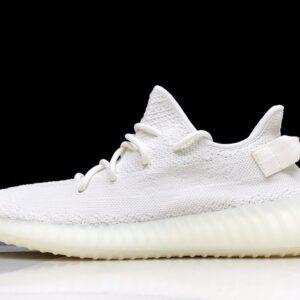Giày Adidas Yeezy 350 V2 Cream White AY16