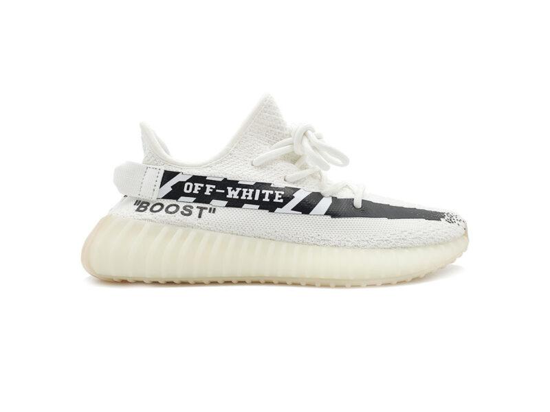Giày Adidas Yeezy 350 V2 X Off White