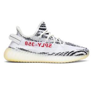 Giày Adidas Yeezy 350 V2 Zebra AY10