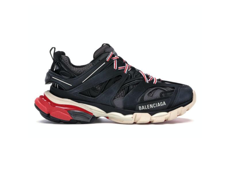 Giày Balenciaga Track 3.0 đen đỏ BT307