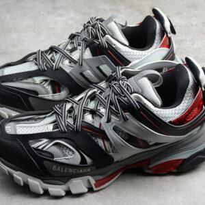 Giày Balenciaga Track 3.0 xám đỏ BT305