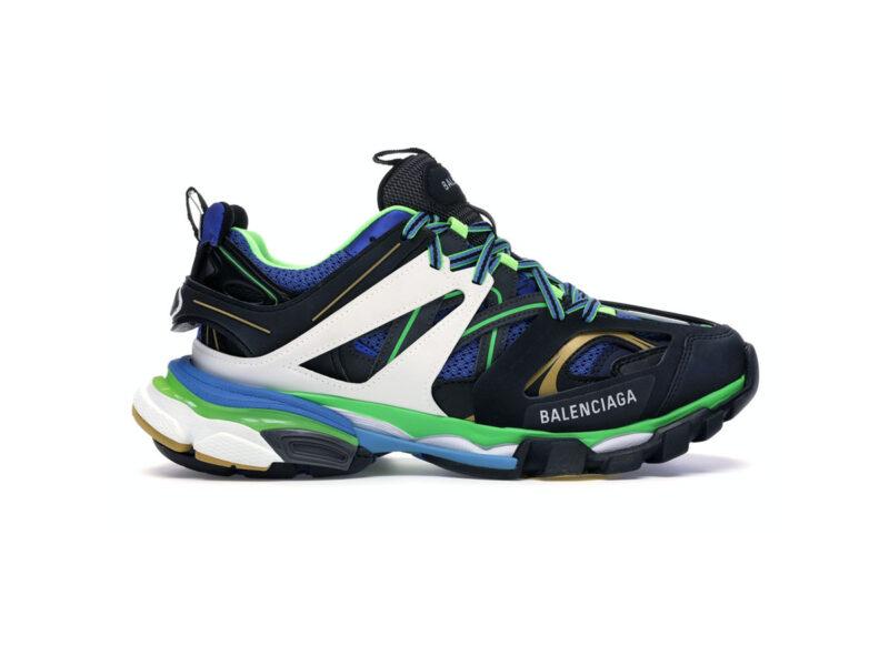 Giày Balenciaga Track 3.0 xanh đen BT306