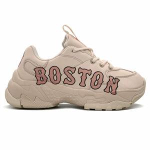 Giày MLB Boston hồng MLB04