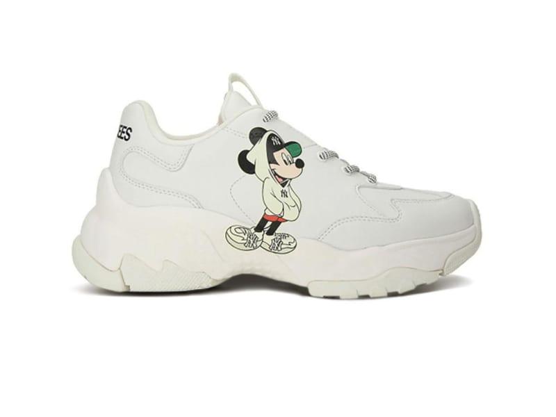 Giày Sneaker MLB New York Mickey MLB06