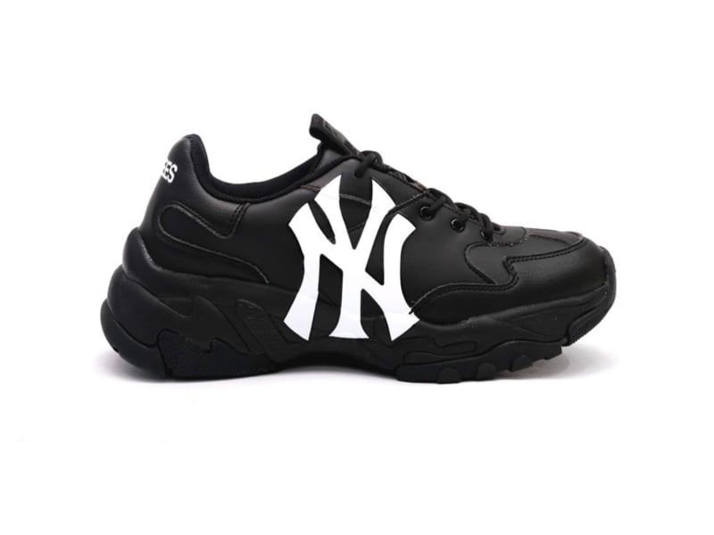 Giày MLB NY Chunky Đen MLB10
