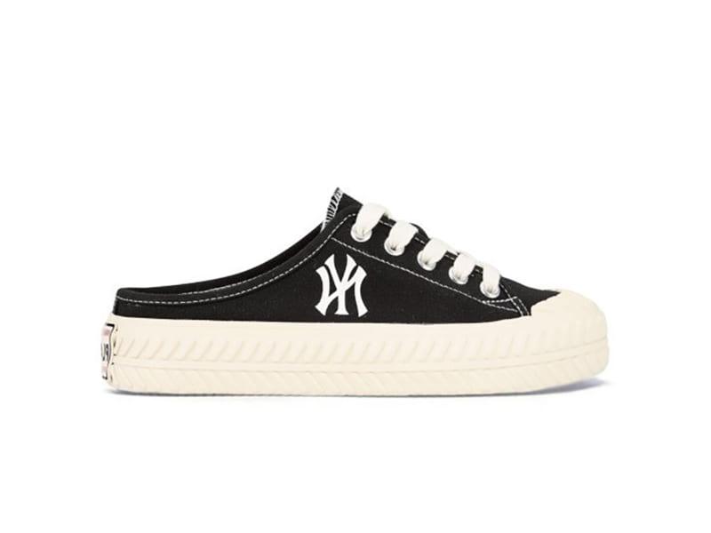 Giày MLB Playball Origin Mule New York Yankees Black MLB02