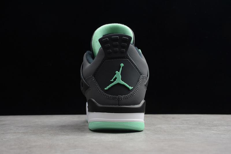 Giày Nike Air Jordan 4 Retro Green Glow NAJ59