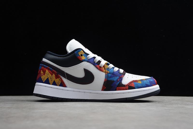 Giày Nike Air Jordan 1 Low Nothing But Net NAJ35